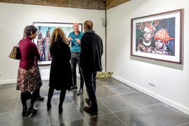 Vernissage SPIRIT OF COLOURS Bild 9