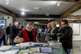 Vernissage SPIRIT OF COLOURS Bild 8