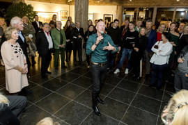 Vernissage SPIRIT OF COLOURS Bild 1