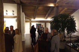 Vernissage - BEFORE THEY PASS AWAY Bild 1